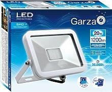 Ispot Foco Proyector LED de Exterior E27 - Garza