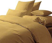 Italian Bed Linen CP-ST-2P Satin stripes conjunto