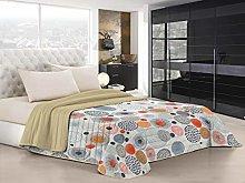 Italian Bed Linen Fantasy Edredón de Verano,