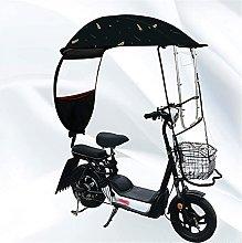 J&X Cubierta de sombrilla de Motocicleta