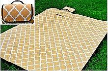 JameStyle26 Manta de pícnic de 150 x 200 cm, de
