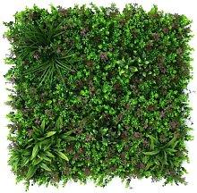 Jardín Vertical modelo Elisse 1 x 1 metros