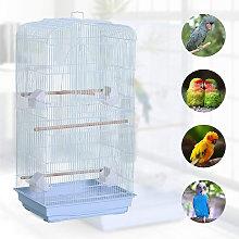 Jaula para Pájaros Jaula de Aves Canarios para