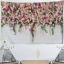 JEIBGW TapizTapiz de Flores Hermosas, tapices de