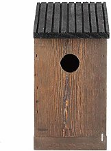 Jenngaoo Casa para pájaros, pajarera de Madera
