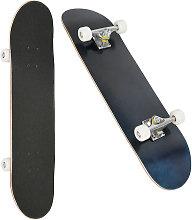 Jeobest - Skateboard PRO Completo, Pintura Trasera