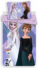 Jerry Fabrics Disney Frozen, Juego de Cama para