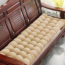 JHuanic - Cojín de banco grueso para muebles de