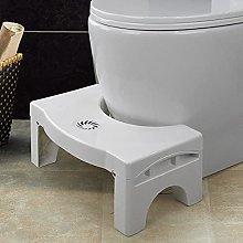 JIAHONG Taburete de baño de Taburete de inodoro