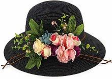 JIANGJINLAN Moda 2019 Cuenca Sombrero Sombrero de