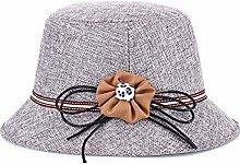 JIANGJINLAN Sombrero para mujer de primavera y