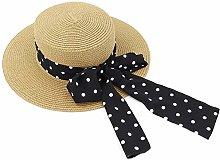 JIANGJINLAN Sombrilla Paja Playa Sombrero for el