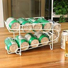 Jiaojie Dispensador de latas de soda para bebidas