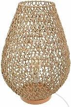 JJA - Lámpara de sobremesa de papel E27 40W