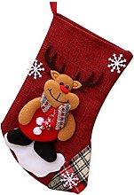 JJY Año Nuevo Navidad Saco de Navidad Regalo
