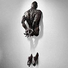 JTBDWOSK Escultura Antigua en el Arte de la Pared
