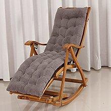 JUBANGLIAN Cojín para silla mecedora de lana de