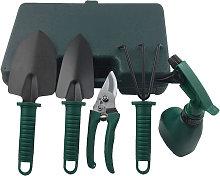 Juego de 5 herramientas de jardin, herramientas de