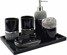 Juego de baño Set de accesorios de baño de