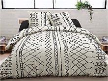 Juego de cama 100% algodón ETNIS - funda de