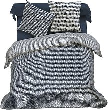 Juego de cama 100% algodón KOBIA - funda de