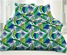 Juego de cama estampado 100% algodón JUNGO - 220