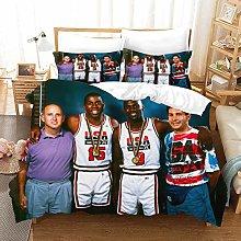 Juego de Funda nórdica Michael Chicago Basketball