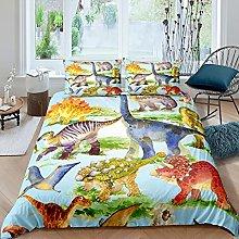 Juego de ropa de cama individual para niños y