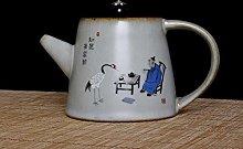 Juego de té de cerámica Kung Fu