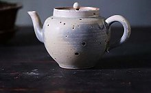 Juego de té y tetera de gres