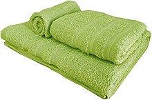 Juego de toallas de 3 piezas, 1 toalla de baño