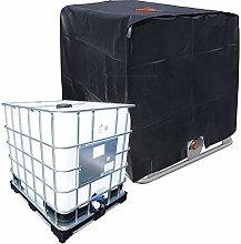 JUTTA IBC - Cubierta para tanque IBC, 1000 litros,