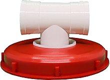 JUTTA Tapa de tanque IBC de nailon lavable con
