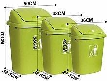 JYDQM Botes de Basura, Cubos de Basura Cubo de