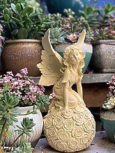 JYHF Decoración, Estatua Decoración, Escultura,