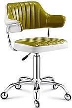 JYHJ Nuevo taburete de bar silla de barbero, silla