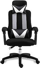 JYHQ Sillón reclinable ergonómico para oficina,
