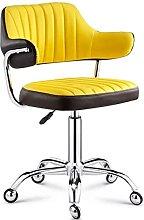 JYHQ Taburete de bar, silla de barbero, silla de