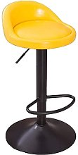 JYHQ Taburete giratorio para bar, silla de bar,
