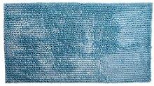 JYSK Alfombrilla baño BERGBY 65x110 azul