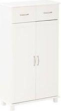 JYSK Armario baño SKALS 67x120 blanco