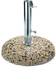 JYSK Base sombrilla FJELLRYPE 35kg cemento