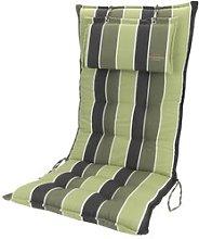 JYSK Cojín silla reclinable SEVILLA verde
