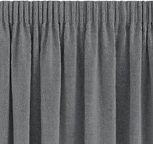 JYSK Cortina opaca ALDRA 1x140x300 gris