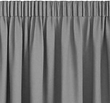 JYSK Cortina opaca ARA 1x140x300 gris