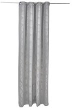 JYSK Cortina opaca CURVES 1x135x280 gris