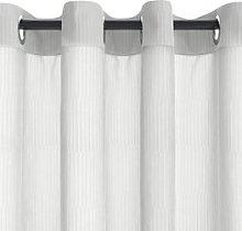 JYSK Cortina UNDEN 1x135x300 blanco