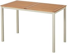 JYSK Mesa bar SACRAMENTO A80xL152 madera dura