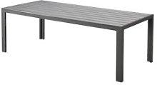 JYSK Mesa MIAMI A92xL205 gris