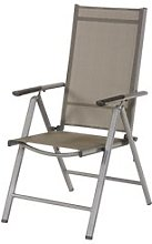 JYSK Silla reclinable NEW MEXICO gris